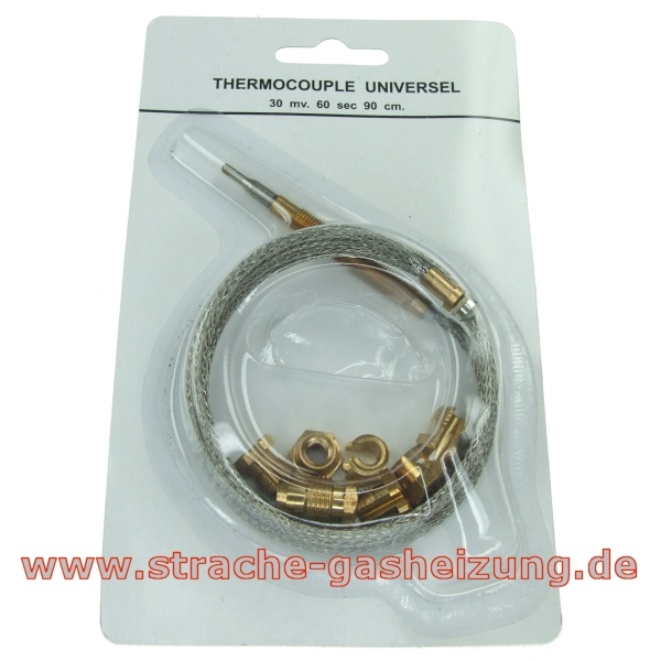 flexibles Universal-Thermoelement TUS-400.0040-B, 900mm